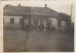 Moldova - Basarbia - Lipcani - 1934 - Photo - 80x60mm - Lugares