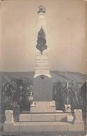 78-BEYNES- CARTE PHOTO-MONUMENT AUX MORTS  DES ENFANTS MORTS POUR LA FRANCE - Beynes