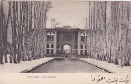 ISPHAHAN. HACHT BEHECHT. NOV BAHAR LALEZAR. PERSE(IRAN). CIRCULEE TO USA-BLEUP - Iran
