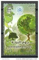 Egypt - 2012 - ( World Environment Day - Trees ) - MNH (**) - Nuovi