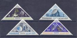 180028014  SHARJAH  YVERT  Nº  81/4/5/7  **/MNH - Sharjah