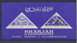 180028015  SHARJAH  YVERT  HB Nº  13  **/MNH - Sharjah