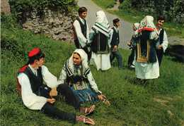 Bosnia And Herzegovina - National Costume From Zmijanje By Banja Luka - Folklore - Bosnia Erzegovina