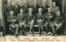 POLITIQUE(REPUBLICAIN DE LA GAUCHE) - Events