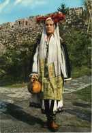 Kosovo - National Costume From Kosovo - Folklore,femme - Kosovo