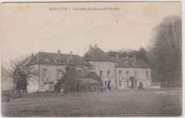 58  Azy Le Vif Chateau Du Rond Du Perray - Autres Communes
