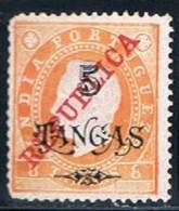 India, 1915, # 311, MH - Portuguese India