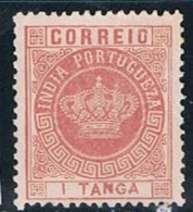 India, 1882, # 118, MNG - Portuguese India