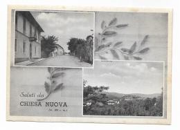SALUTI DA CHIESA NUOVA  - NV FG - Firenze