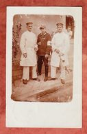 Lazarett, 4 Soldaten, Per Feldpost, Labry Nach Braunschweig 1915 (50685) - Weltkrieg 1914-18