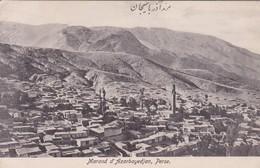 MORAND D'AZARBAYEDJAN. SEYED ABDOR RAHIME KACHANI. PERSE(IRAN).-BLEUP - Iran