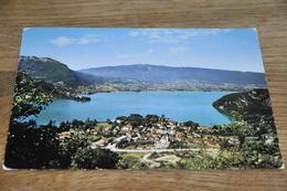 565- Lac D'Annecy, Talloires, Duingt Et Saint Jorioz - Annecy