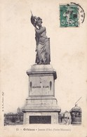 Jeanne D'Arc (Saint-Marceau) - Orleans