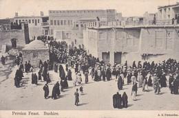 PERSIAN EAST. BUSHIRE. A R FERNANDES. PERSE(IRAN).-BLEUP - Iran