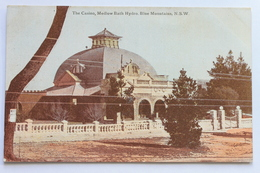 The Casino, Medlow Bath Hydro, Blue Mountains, N.S.W., Australia - Australia
