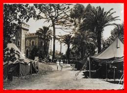 CPSM/gf (06) CANNES-LA BOCCA.  Camp Volant, Animé...E009 - Cannes