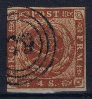 Denmark : Mi Nr 1 Obl./Gestempelt/used - Gebraucht