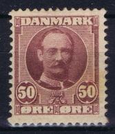 Denmark : Mi Nr  58 Fa 74 Postfrisch/neuf Sans Charniere /MNH/**  1907 - 1864-04 (Christian IX)