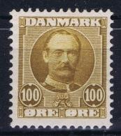 Denmark : Mi Nr 59 Fa 75 MH/* Flz/ Charniere  1907 - 1864-04 (Christian IX)