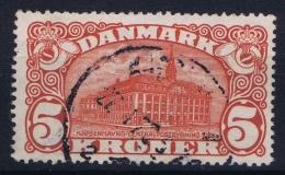 Denmark : Mi Nr 81 Fa 121 Obl./Gestempelt/used  Perfo 14: 14,5 1915 - 1913-47 (Christian X)
