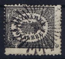 Sweden : Mi Nr 6  Fa 6 Obl./Gestempelt/used  1856 - Sweden