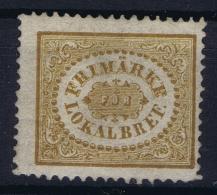 Sweden : Mi Nr 13  Fa 13 MH/* Flz/ Charniere 1862 - Schweden