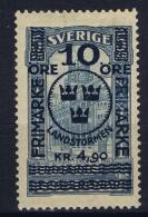 Sweden : Mi Nr 96  Fa 125 Postfrisch/neuf Sans Charniere /MNH/** 1916 - Ongebruikt