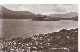 Scotland Postcard - Loch Doon Castle - Ayrshire - ND1207 - Ayrshire