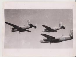 NORTH AMERICAN B25 MITCHELL   FRANCE RAILWAY TARGET 1944 20 * 15 CM  Bomber - Aviación