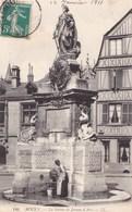 La Statue De Jeanne D'Arc - Rouen
