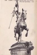 Statue De Jeanne D'Arc, Par Frémiet - Place Des Pyramides - Otros Monumentos