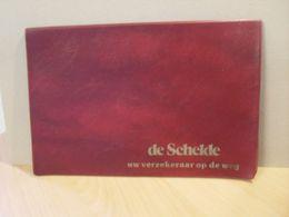 Ancienne Pochette Pour Papier - De Schelde Uw Verzekeraar Op De Weg - Autres Collections