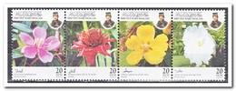 Brunei 2003, Postfris MNH, Flowers - Brunei (1984-...)