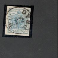 Austria1850:Michel5yIIb PRAG - Gebraucht