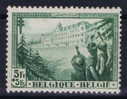Belgium: OBP Nr 362 MH/* Flz/ Charniere 1930 - Belgique
