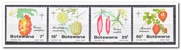 Botswana 1985, Postfris MNH, Plants, Fruit, Christmas - Botswana (1966-...)