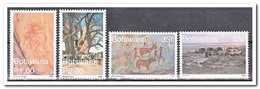 Botswana 1999, Postfris MNH, Trees, Petroglyph - Botswana (1966-...)