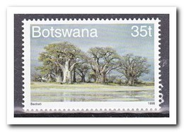 Botswana 1998, Postfris MNH, Trees - Botswana (1966-...)