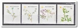Botswana 1988, Postfris MNH, Plants - Botswana (1966-...)