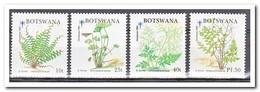 Botswana 1992, Postfris MNH, Plants, Christmas - Botswana (1966-...)