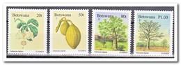 Botswana 1996, Postfris MNH, Trees - Botswana (1966-...)