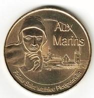 Monnaie De Paris 29.Plougonvelin - Aux Marins 2005 - Monnaie De Paris