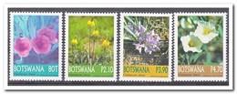 Botswana 2004, Postfris MNH, Flowers, Christmas - Botswana (1966-...)