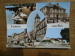 Fontenay-sous-bois , Multi-vues - Fontenay Sous Bois