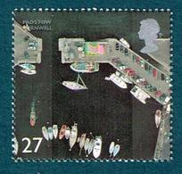GREAT BRITAIN UK 2002 British Coastlines Padstow Harbour, Cornwall MNH - 1952-.... (Elizabeth II)