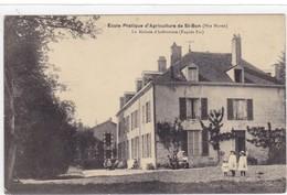 Haute-Marne - Ecole Pratique D'agriculture De Saint-Bon - La Maison D'habitation (façade Est) - Autres Communes