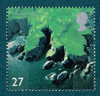GREAT BRITAIN UK 2002 British Coastlines St Abb's Head, Scottish Borders MNH - 1952-.... (Elizabeth II)