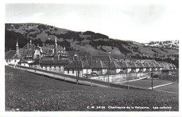 Chartreuse De La Valsainte - Les Cellules - Non Circulé - FR Fribourg