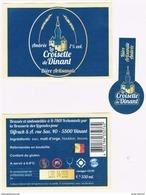 Etiquette : La Croisette De Dinant - Beer