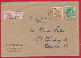 Alliierte Besetzung Nr. 936 + 951 Auf Brief - Gemeinschaftsausgaben